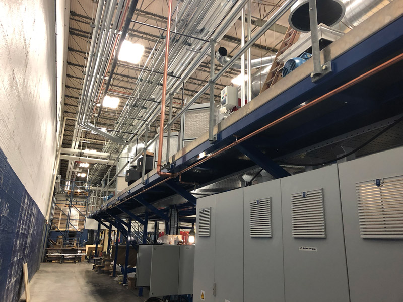 Kansas electrical services project