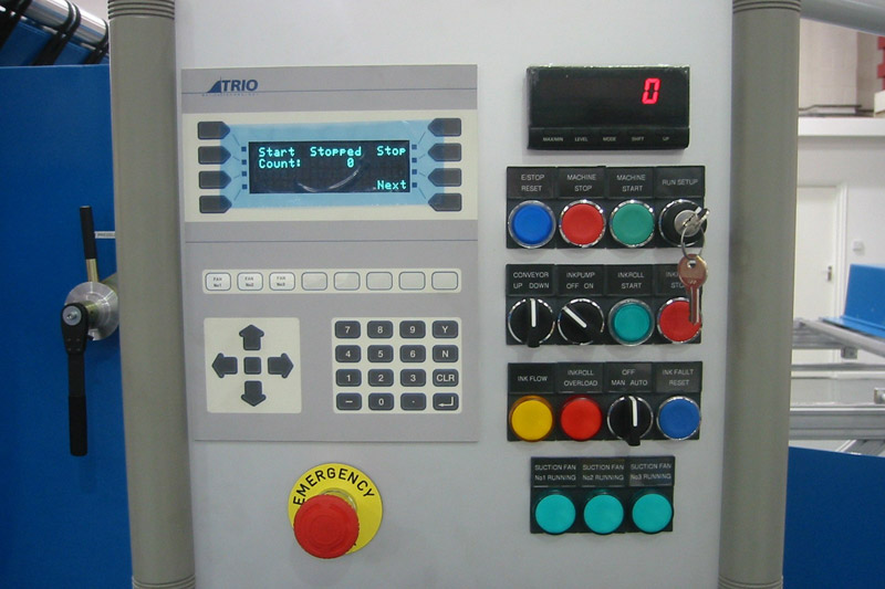 Electrical control panel 5
